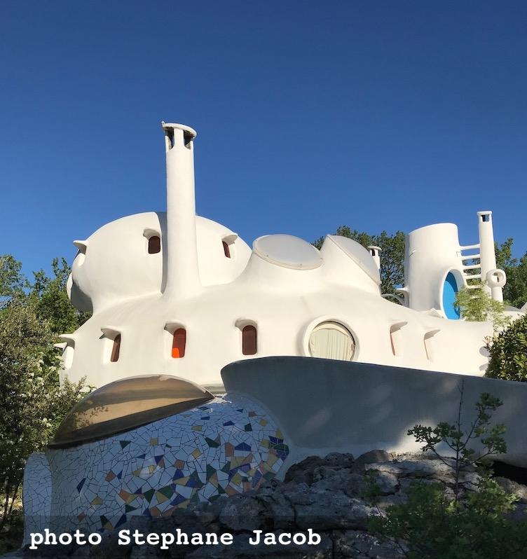 une photo de la maison Unal (Ardèche)